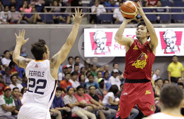 Yeo quick to move on and fit in with Barako Bull after stunning Ginebra trade