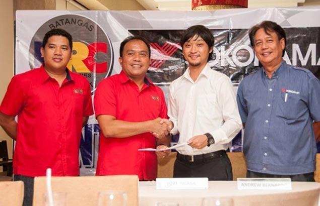 Biggest Philippine Grand touring Car Championhip rolls off at Batangas circuit