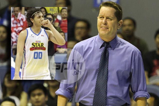 Yousef Taha 'overreaction' angers Tim Cone as tune-up punch leads to two-game ban