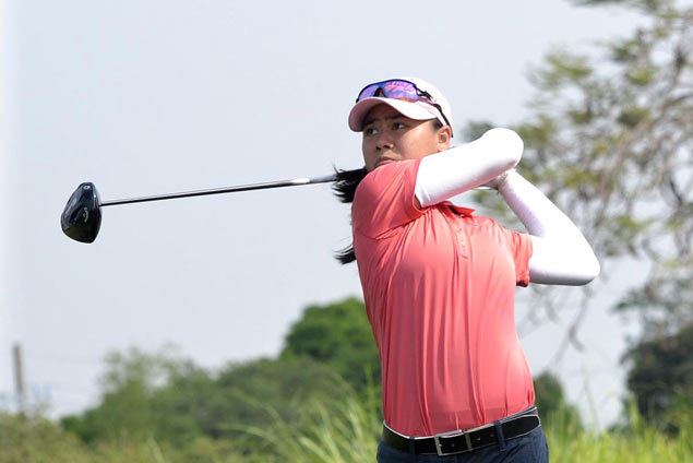 Filipina golfers seven strokes off pace in Queen Sirikit Cup in Korea