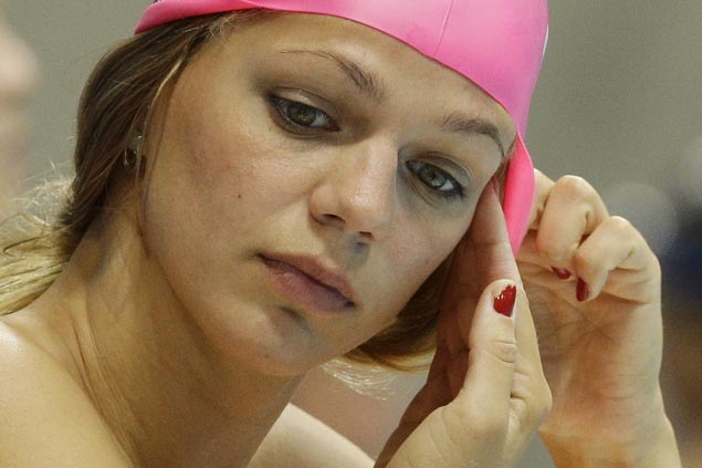 Swimming's governing body rules seven Russians ineligible for Olympics due to doping violations
