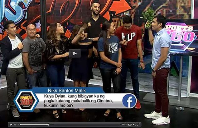 Source: TV host Aaron Atayde suspended indefinitely for 'kangkong' joke in sports show