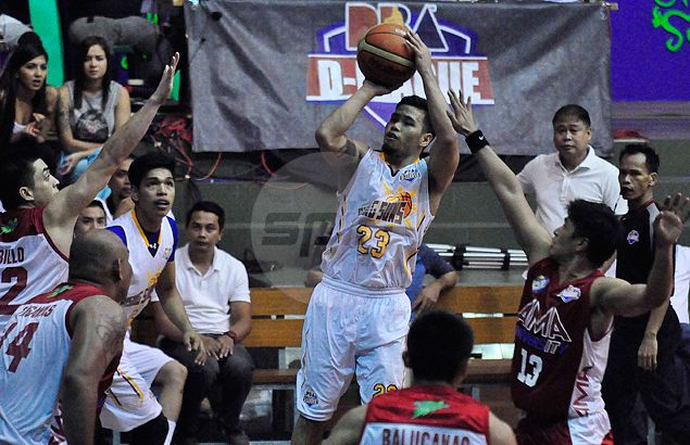 Cagayan Valley hardly loses a step after holiday break, gets win No. 8 at AMA's expense