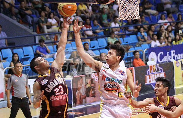 Cagayan Valley pounces on Troy Rosario ejection todeal Hapee second straight loss