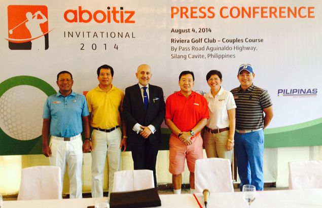Angelo Que, Tony Lascuna to lead stellar field in US$100,000 Aboitiz Invitationals at Riviera