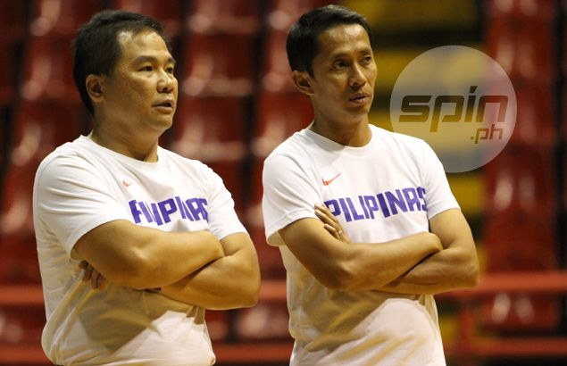 Ranidel de Ocampo's injury nothing serious, assures Gilas team manager Aboy Castro