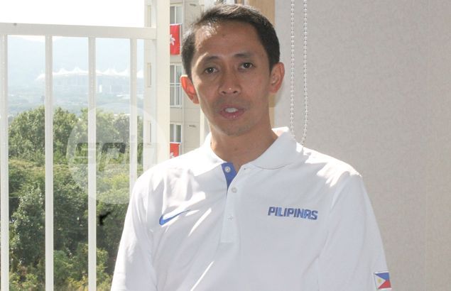 Gilas team manager Aboy Castro still considers Rajko Toroman-coached Jordan a potential medal threat in Asiad