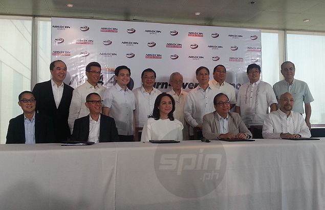 NCAA basketball, volleyball games return to ABS-CBN with 10-year TV broadcast deal