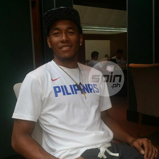 Gilas new boy Calvin Abueva eager to test himself against international competition