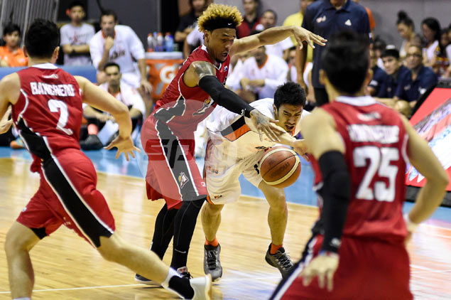 Meralco Bolts determined to give defense-oriented Alaska a dose of its own medicine
