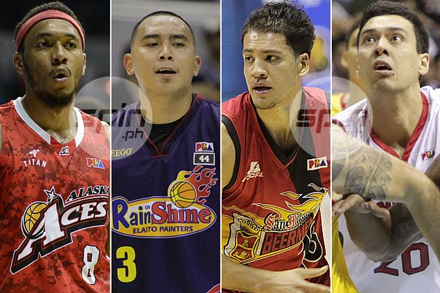 Four top players in danger of not being part of Gilas 3.0 pool under Tab Baldwin