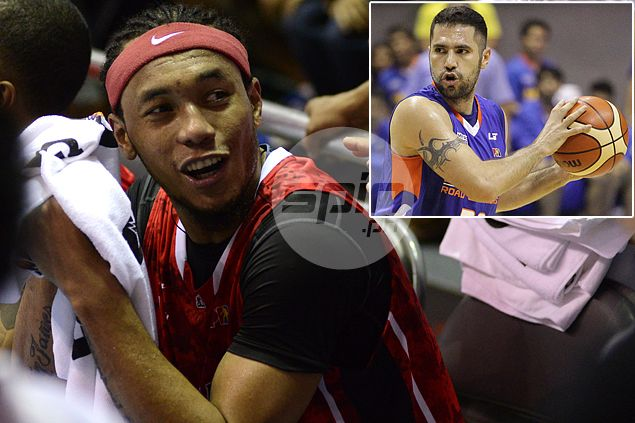 Impressed Michael Madanly says Calvin Abueva can 'excel internationally' for Gilas
