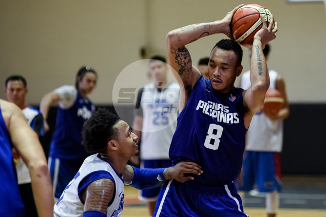 Fatigue, injuries not stopping 'Beast' Calvin Abueva from playing for Gilas