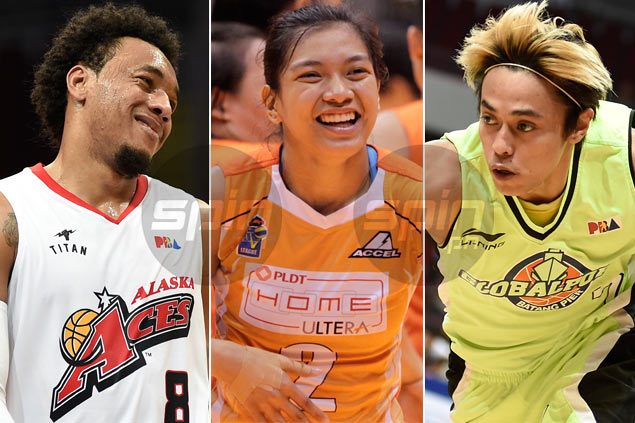 PSA Awards: Alyssa Valdez is Ms. Volleyball anew, Romeo, Abueva share Mr. Basketball honor