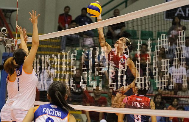 Petron notches second straight win despite showing signs of chemistry problem