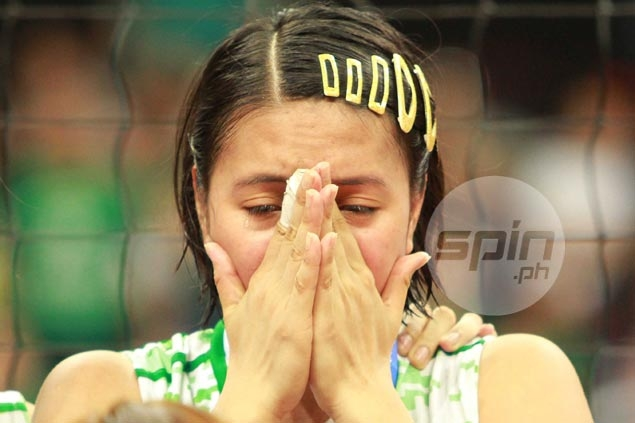 Gorayeb: Aby Marano out of Philippine team after being ruled over age limit by nine days