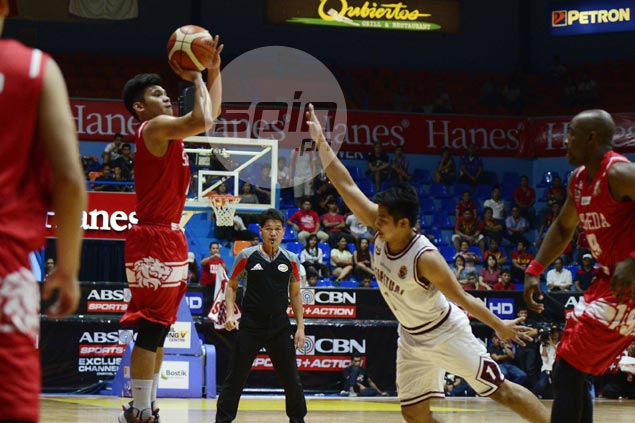 Unselfish basketball, team chemistry make for perfect recipe for unbeaten San Beda