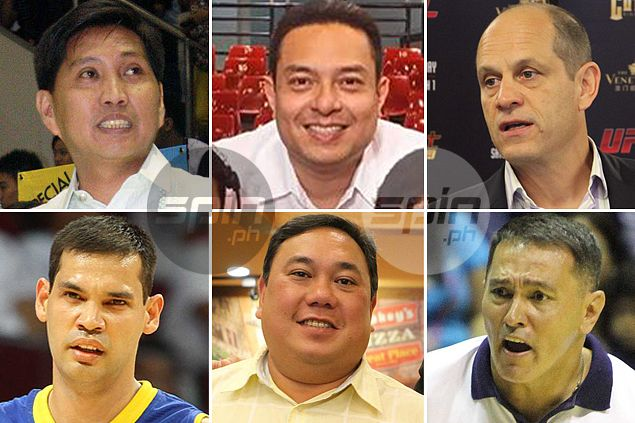 Last men standing: Learn more about the six remaining candidates for PBA commissioner