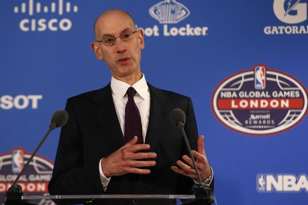 Commissioner Adam Silver says Paris could be next host of NBA international regular season game