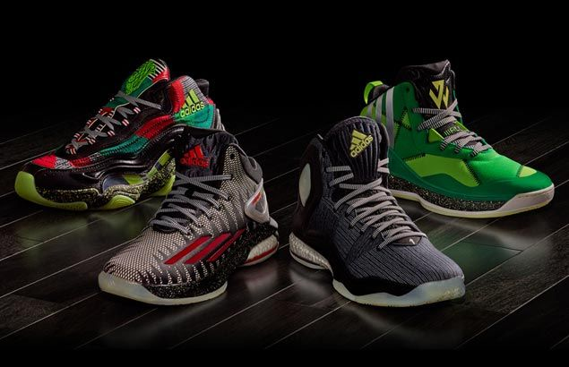 John Wall, D Rose to break in adidas 'Bad Dream' collection for NBA Christmas games