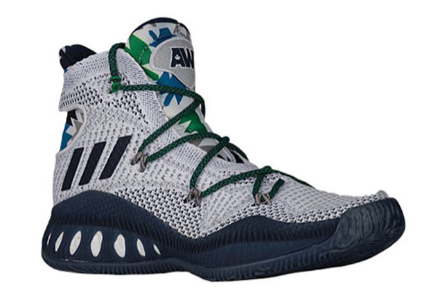 Mixed reviews as Andrew Wiggins rolls out first Crazy Explosive signature shoe