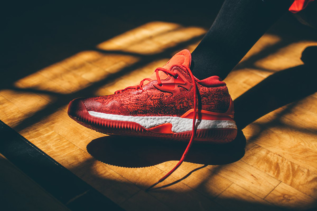 James Harden banners debut of latest adidas Crazylight Boost