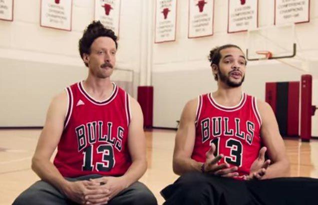 TV ads featuring Noah, Faried highlight launch of adidas Swingman jerseys