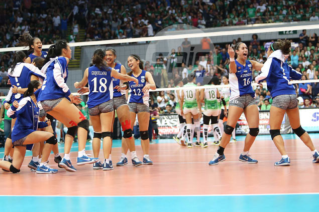 Battle of Katipunan: Champ Ateneo stands in way of UP quest for Cinderella finish