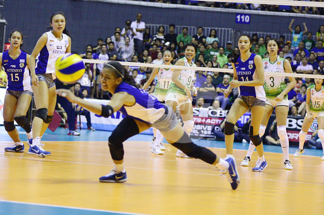 Gizelle Tan central to defensive plans as Ateneo eyes payback against La Salle