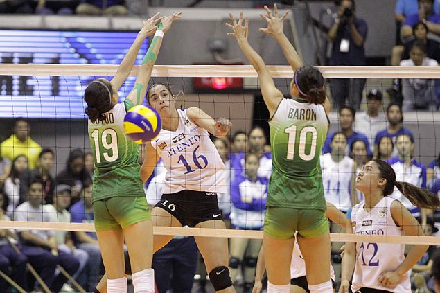Ateneo hoping Friday's practice will be the last of season as champ goes for rare sweep