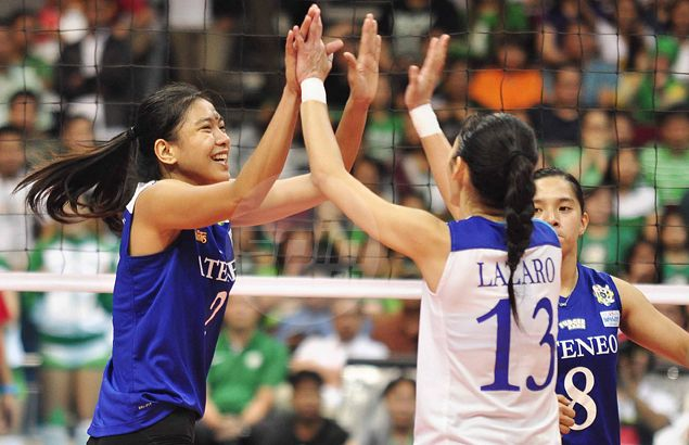 Will Ateneo be fresh or foggy in finals? Lady Eagles' break between matches could stretch to 23 days