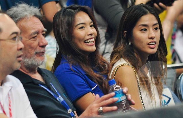 Gretchen Ho says 'real' Ateneo only showed up when backed against the wall