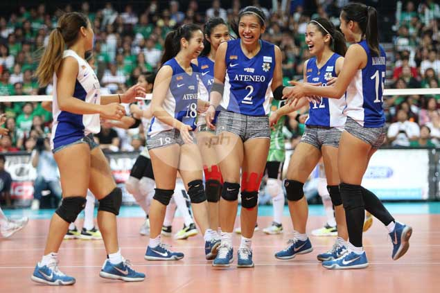 Hope for Lady Eagles reunion dashed as Ateneo rules out V-League participation