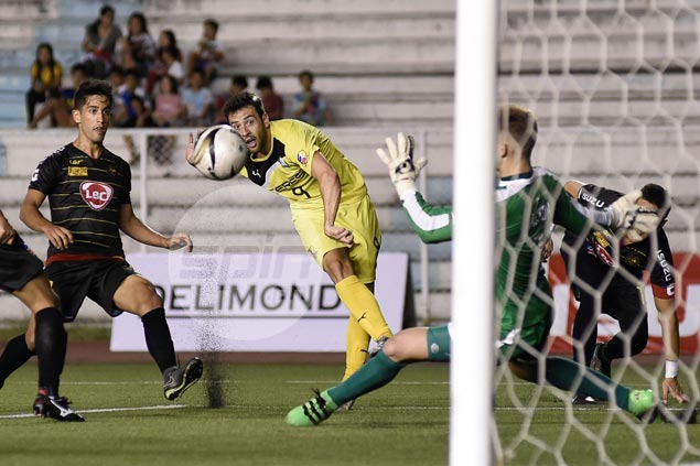 Ceres-La Salle dethrones 10-man Kaya in penalty shootout to set up UFL Cup final vs Global