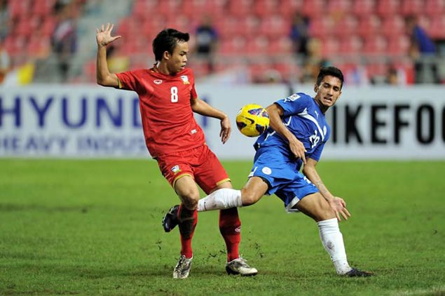 Patrick Reichelt out for Azkals match against Vietnam with knee injury