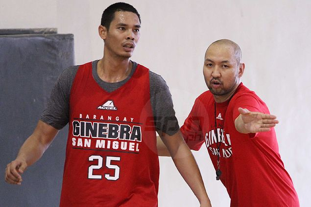 'Player of the Week' Japeth Aguilar earns praise from Ginebra coach Jeff Cariaso