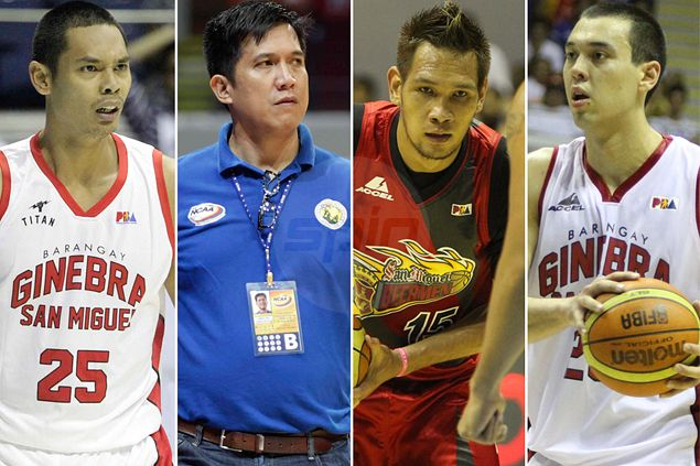 Purefoods great Codinera expects Fajardo, Aguilar, Slaughter to break his 25-year-old record. Find out what it is