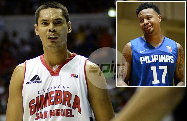 Japeth Aguilar believes Bobby Ray Parks has a shot at making it to the NBA