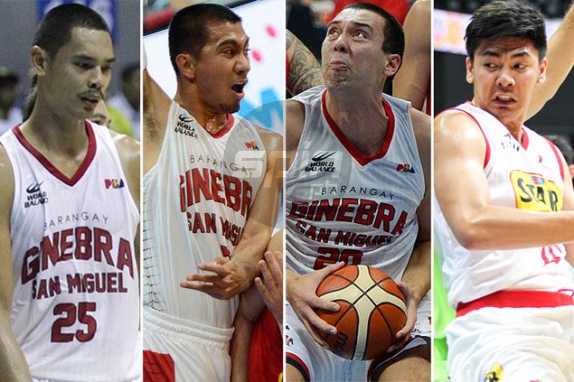 LA Tenorio, Slaughter, Aguilar, Sangalang confirm attendance in first Gilas practice