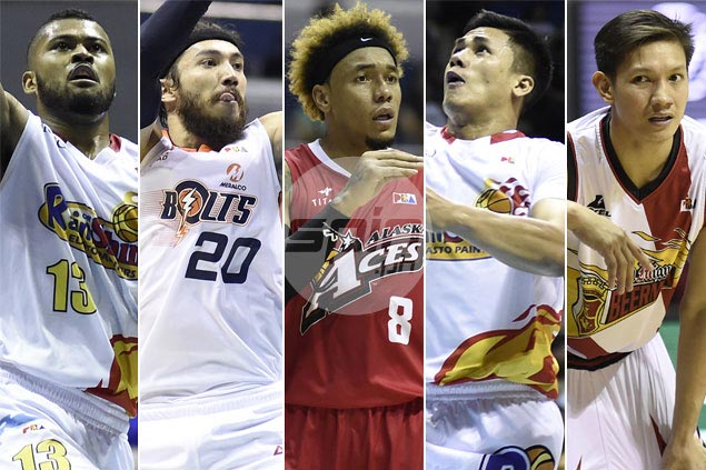 Meet the five best performers of 2016 PBA Commissioner's Cup semifinals