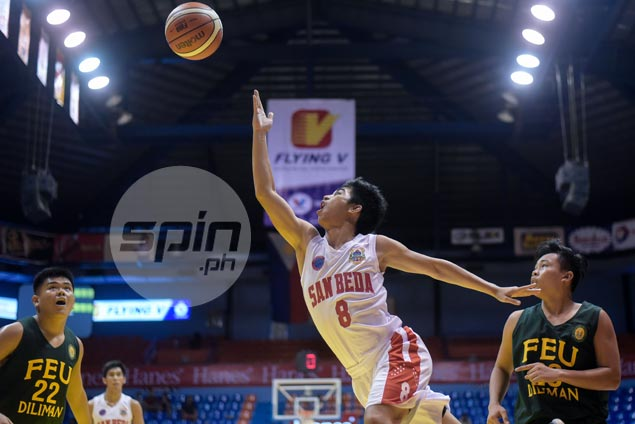 San Beda Red Cubs reclaim lost glory in Filoil Cup by beating Adamson in finals