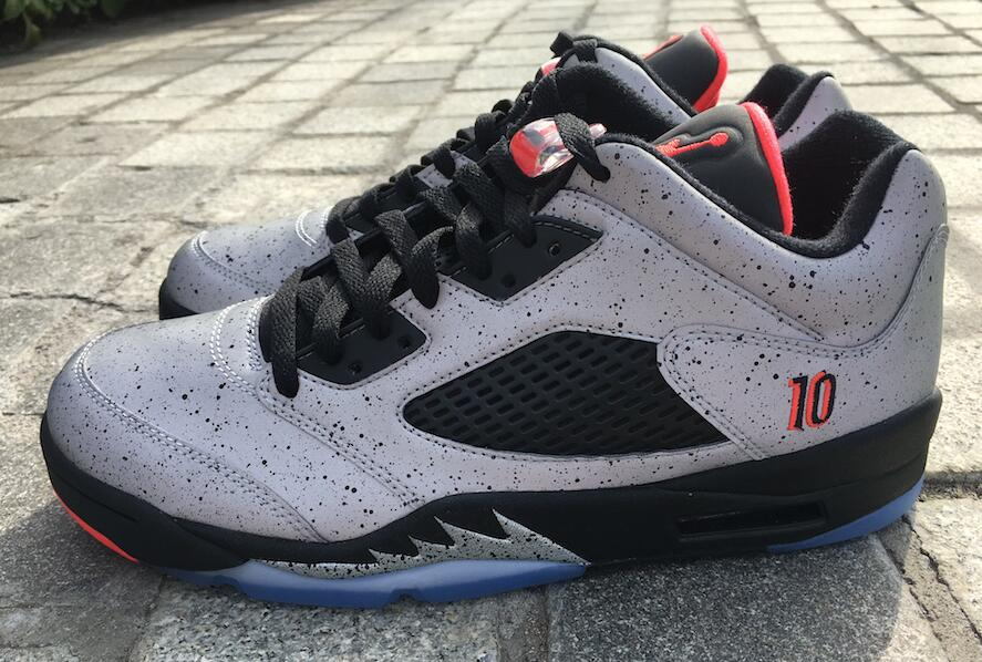 Jordan Brand branches out to football for first time with Air Jordan 5 Low 'Neymar'