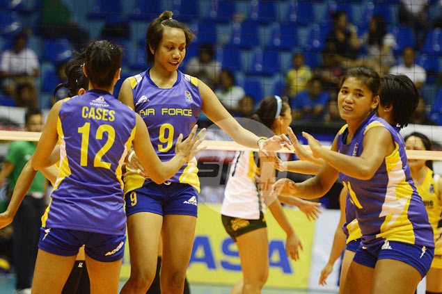 Air Force guns for fourth straight win in V-League against Laoag