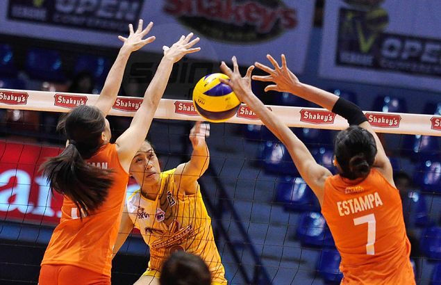 Lady Rising Suns prove too much for Meralco Power Attackers in V-League