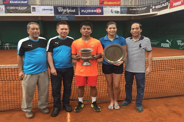 AJ Lim, Clarice Patrimonio pull off contrasting wins to reign supreme in 34th PCA Open