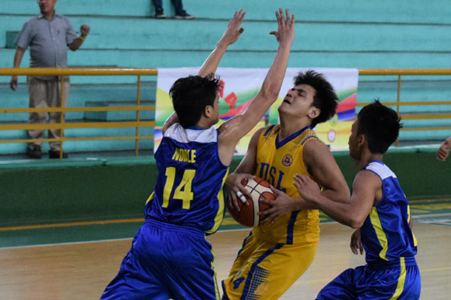 Manu Magat, Aaron Yambao shine as San Lorenzo nip PATTS in Game One of UCLAA finals