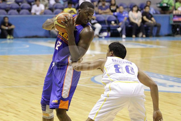 'Lousy game' against Purefoods a wake-up call as NLEX import Al Thornton regains old fire