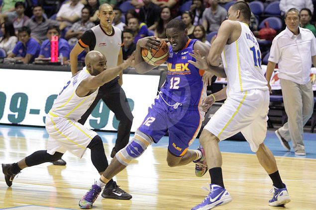 Quick-fire NLEX deals Blackwater a beating as 'real' Al Thornton finally shows up