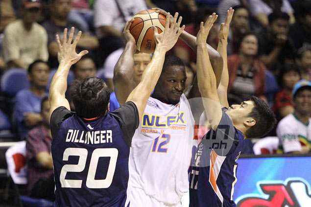 NLEX deals Meralco second successive loss as Al Thornton rediscovers scoring touch