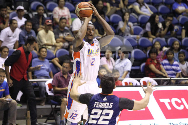 With no more emotional baggage, Al Thornton back to his best for NLEX